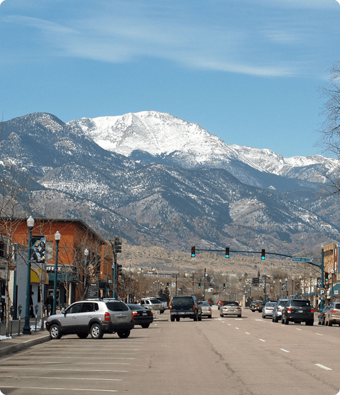 We're a local, easy way to sell your home in Colorado Springs.