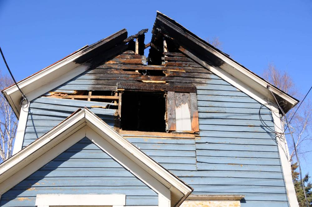 what to do with a hoarder house that's a fire hazard