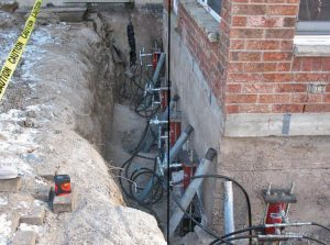 Foundation and Helical Piers