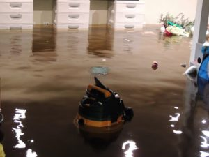 Flooded and Wet Basements